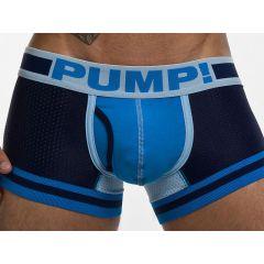 Pump! Touchdown True Blue Boxer - Blue