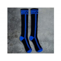 ADDICTED Fetish Long Sock - Royal Blue