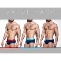 ES Collection 3 Pack Modal Brief - 3 colours