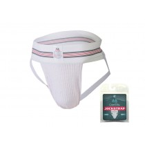 MM Original Edition Jockstrap - 3 inch - White