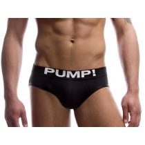 Pump! Classic Brief - Black