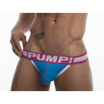 Pump! Sugar Rush Jockstrap - Blue