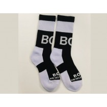 Box Menswear Socks-Black-O/S